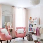 Màu hồng phớt và màu xanh được chọn là 2 màu nội thất của năm 2016