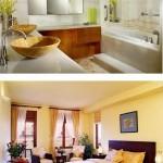 Cách hóa giải phòng ngủ bên dưới phòng tắm - Ảnh 1