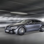 Mercedes AMG GT Coupe có thêm phiên bản Edition 1 hấp dẫn
